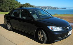 2004 Honda Civic EX for sale