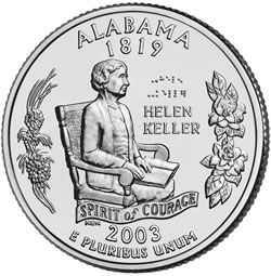 Alabama State Quarter