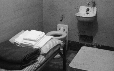 An Alcatraz Cell