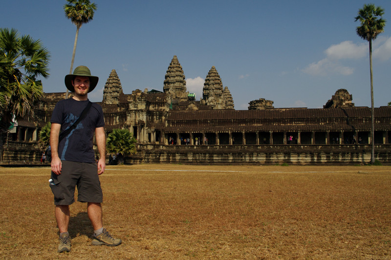 Redux of the original, Angkor Wat, meet Justin Watt