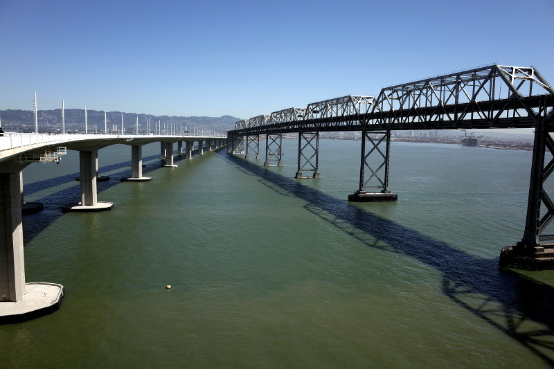 The Bay Bridge Trail