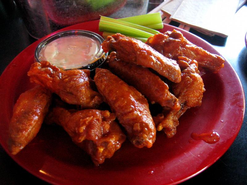 Buffalo wings in Buffalo look like buffalo wings - Justinsomnia