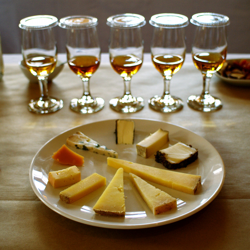 Cheese and Whiskey at the Cheese School of San Francisco
