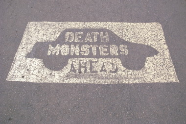 Death Monsters Ahead