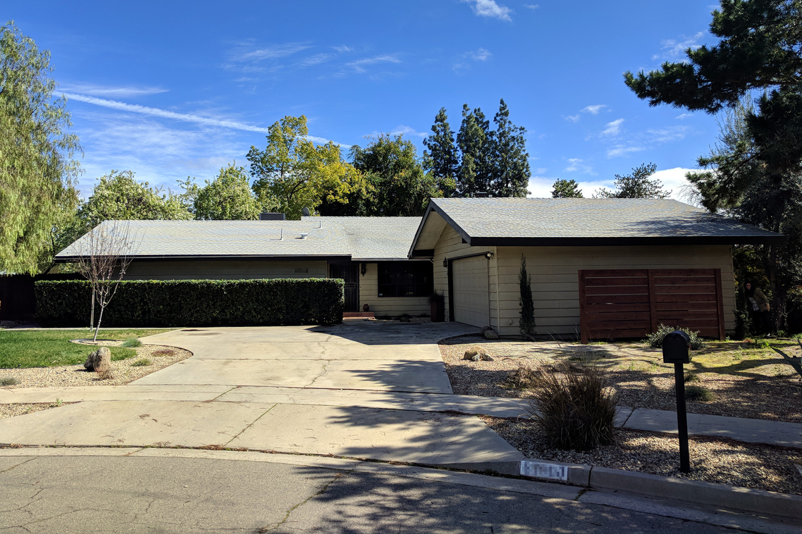 The house we bought in Fresno