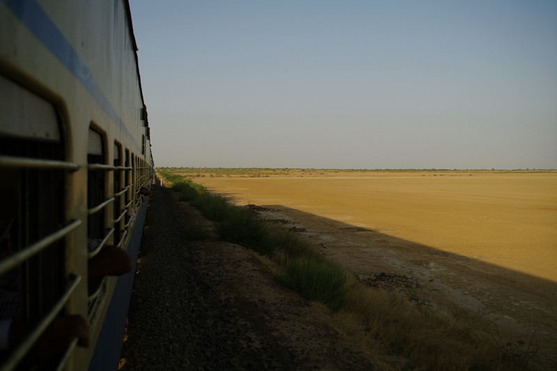 Gandhidham India  city images : gandhidham india train little rann