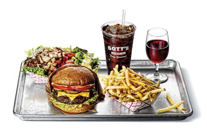 Fast Food Trays Uk