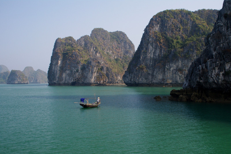 Hạ Long Bay Justinsomnia