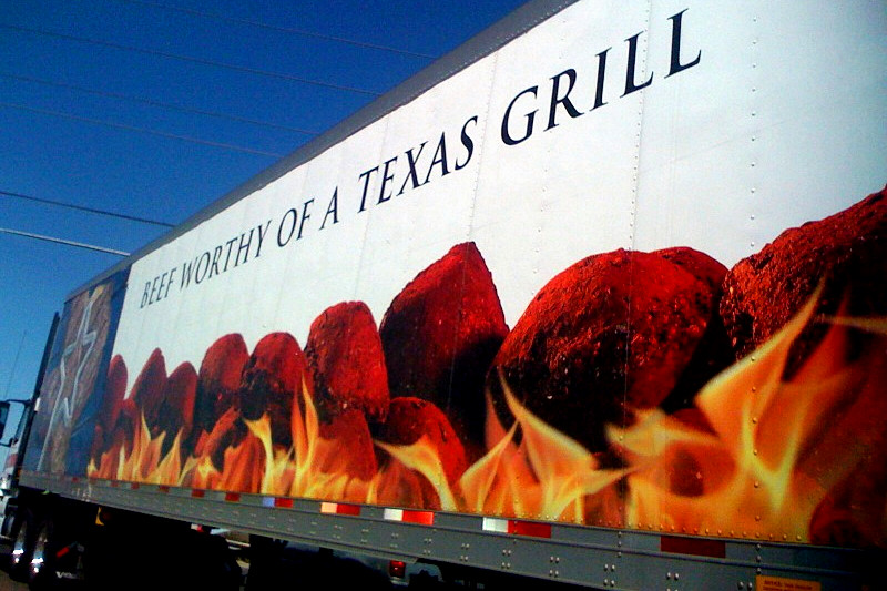 H-E-B truck: Beef worthy of a Texas grill