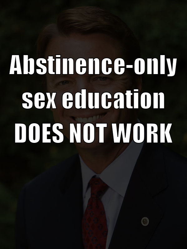 Abstinence-only sex education