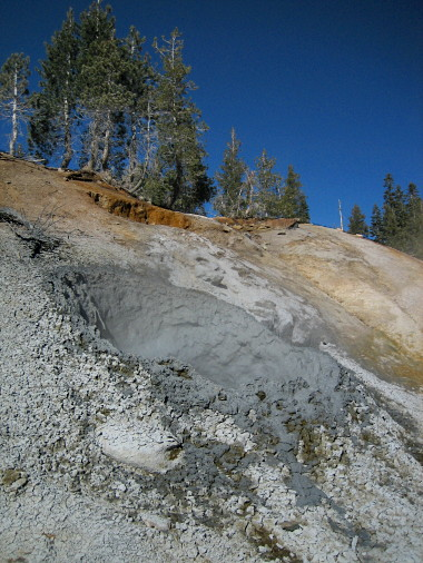 Lassen Volcanic National