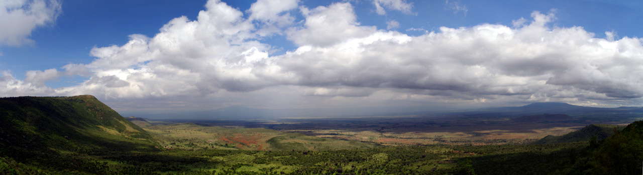 maasai mara eastern rift valley panorama