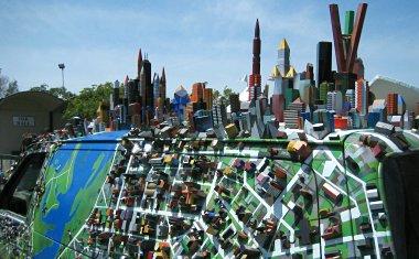 Lego cityscape | In Copenhagen I stitched 7 single photos, o… | Flickr