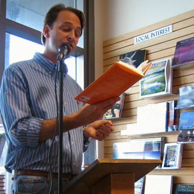 Michael Ruhlman reading from The Elements of Cooking