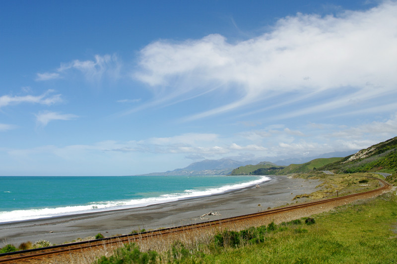 new zealand east coast north of kaikoura