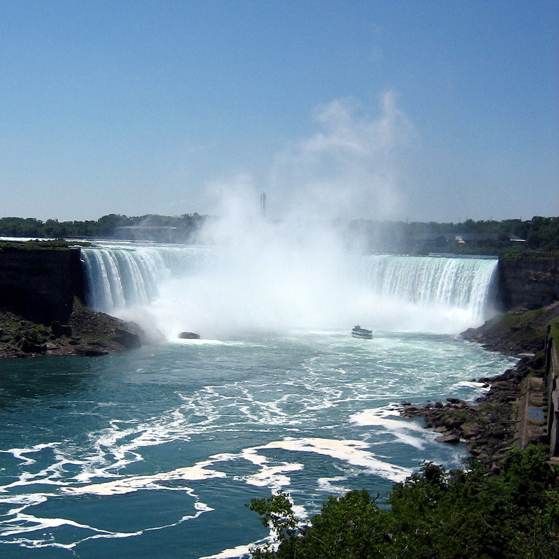niagara falls horseshoe falls 10 Keajaiban Alam yang Tak Terlupakan (Versi LIFE)