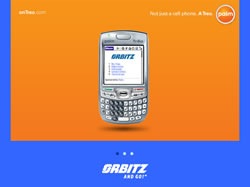 palm advertising treo advertising orbitz on orbitz