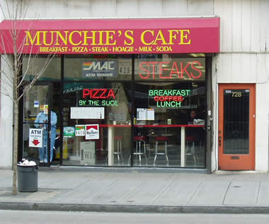 munchie's cafe in philadelphia