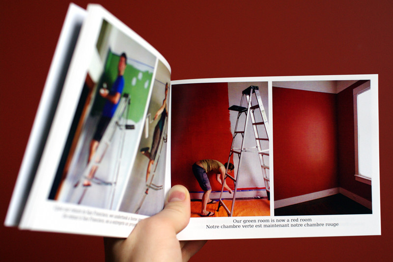 A look inside the 2012 Photo Book
