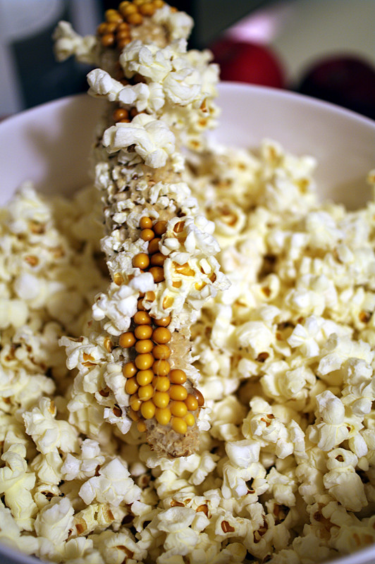 how to make popcorn like the movies