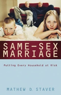 Same Sex Marriage: Putting Every Household at Risk book cover