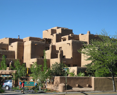 example of architecture in santa fe