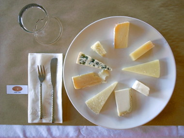 Cheeses of the Mediterranean
