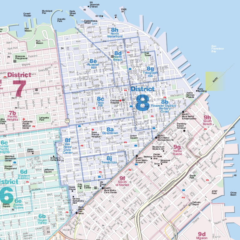 Apartment Search By Map: How To Find An Apartment In San Francisco