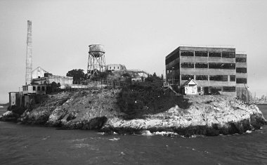 The end of Alcatraz