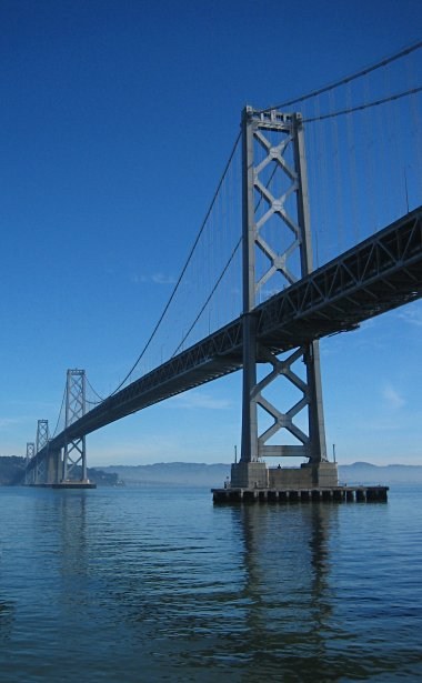 Western span of the Bay Bridge