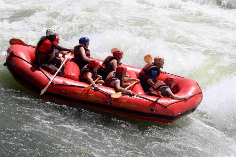 white nile whitewater other rapids 2