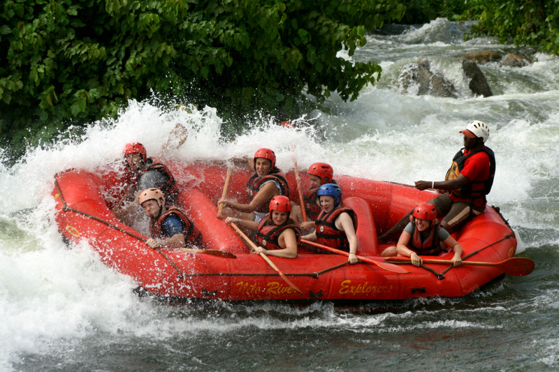 white nile whitewater other rapids 3