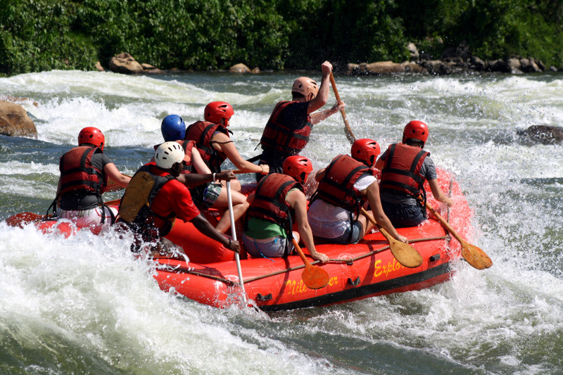 white nile whitewater other rapids 4