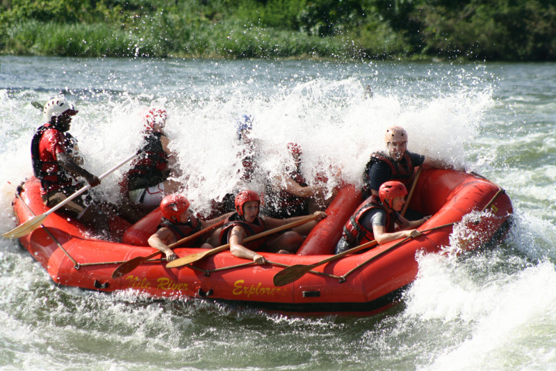 white nile whitewater other rapids 6