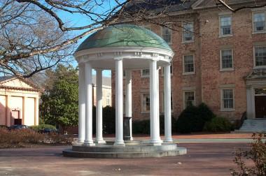 Winter in Chapel Hill ...