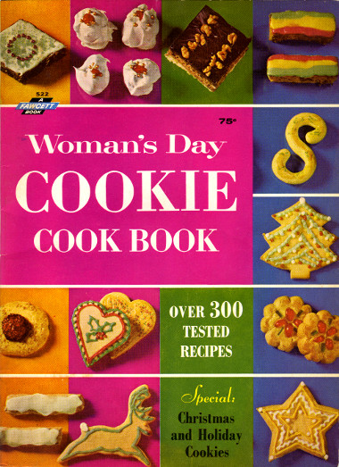 Woman's Day Cookie Cook Book cover