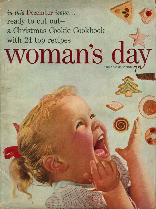 Cover of the December 1953 issue of Woman's Day