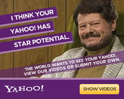 I think your Yahoo! has star potential.