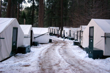 View of Camp Curry